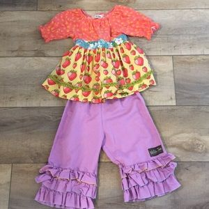 Matilda Jane size 4 outfit